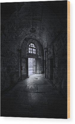Eastern State Prison Wood Prints
