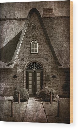 Old House Wood Prints