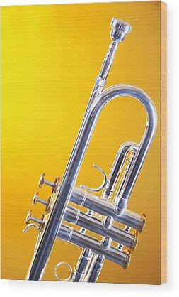 Trumpet Wood Prints
