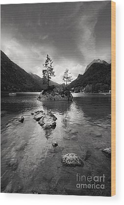 Lakeside Wood Prints