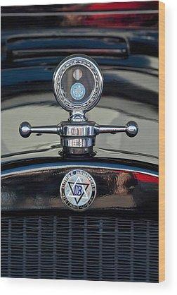 Dodge - Plymouth - Chrysler Automobiles Wood Prints