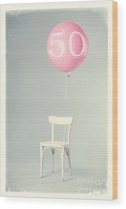 Balloons Wood Prints