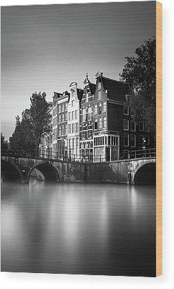 Nederland Wood Prints