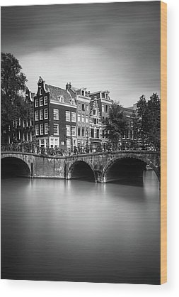 Netherlands Wood Prints