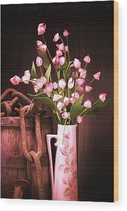Chain Wood Prints