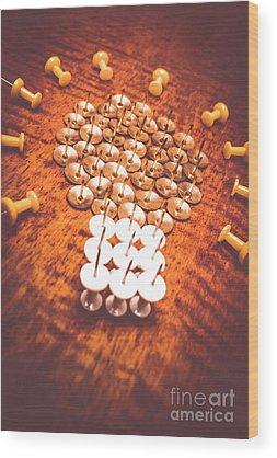 Object Wood Prints