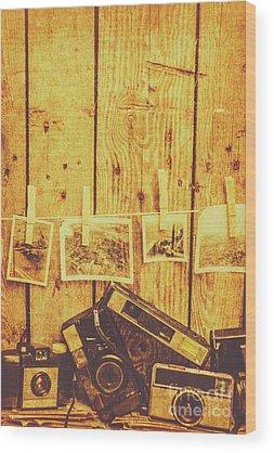 Developing Wood Prints