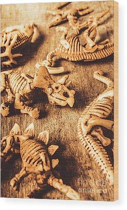 Art Museum Wood Prints