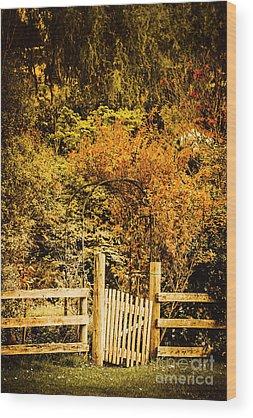 Remnants Wood Prints