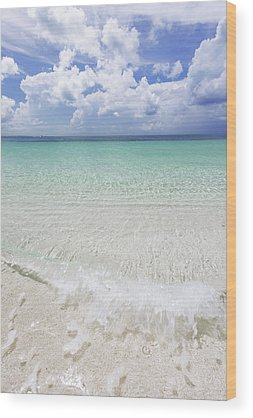 Turks And Caicos Islands Wood Prints
