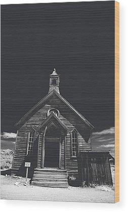 Bodie California Wood Prints