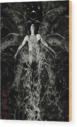 Ascension Wood Prints
