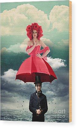 Magritte Wood Prints