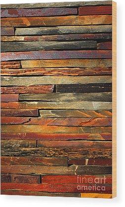 Walls Wood Prints