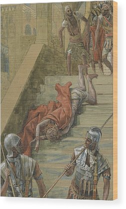 Designs Similar to The Holy Stair by Tissot