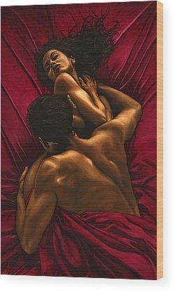 Sensual Wood Prints