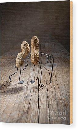 Nuts Wood Prints