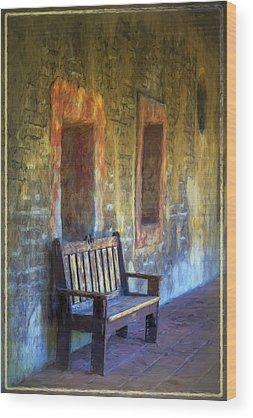 Serra Wood Prints