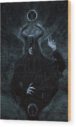Occult Wood Prints