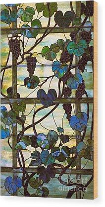 Trellis Wood Prints
