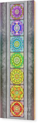 Mandal Wood Prints