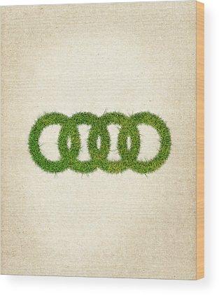 Audi Logo Art Pixels