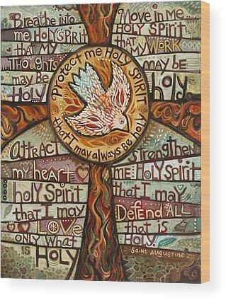 Church Wood Prints
