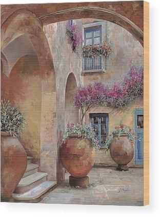 Vase Wood Prints