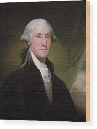 Presidents Wood Prints