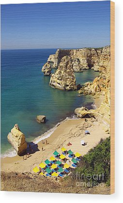 Algarve Wood Prints