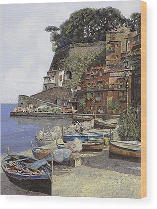 Port Wood Prints