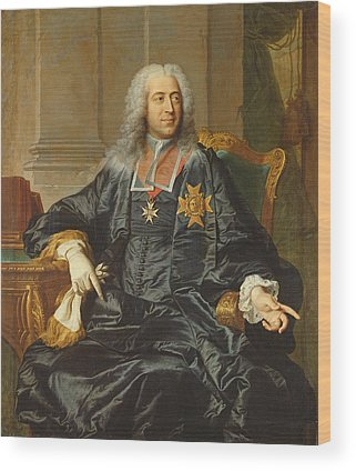 Comte Wood Prints