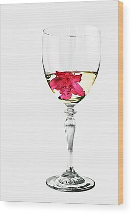 Wine Wood Prints