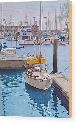 Oceanside Wood Prints