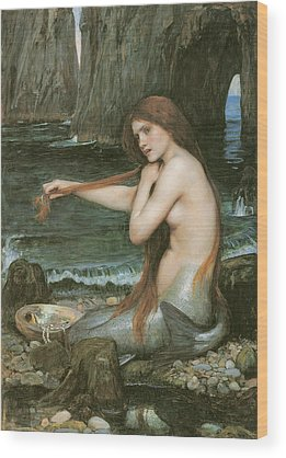 Waterhouse Wood Prints