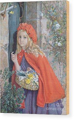 Folktale Wood Prints