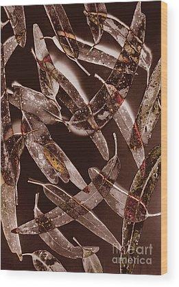 Intricate Wood Prints
