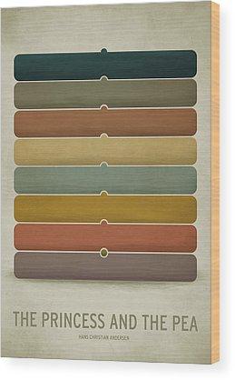 Color Wood Prints
