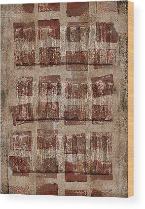 Earthtones Wood Prints