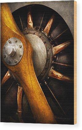Steam Engines Wood Prints