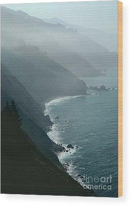 Gray Wood Prints