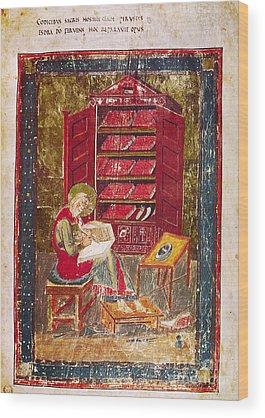 Northumbrian Wood Prints