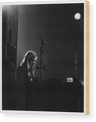 The Allman Brothers Band Wood Prints