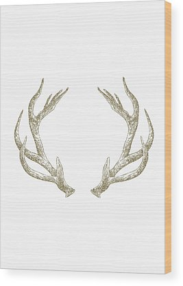 Cabin Wood Prints
