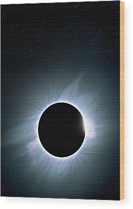 Astrophysics Wood Prints