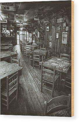 Rusted Wood Prints