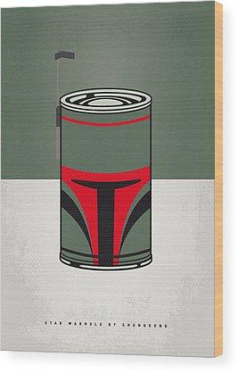 Andy Warhol Wood Prints