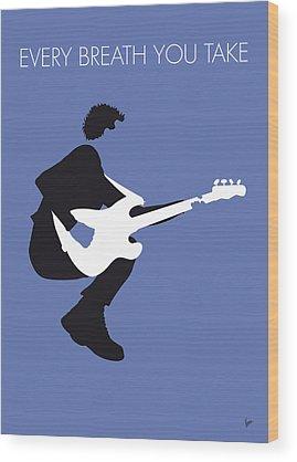 Guitar Wood Prints