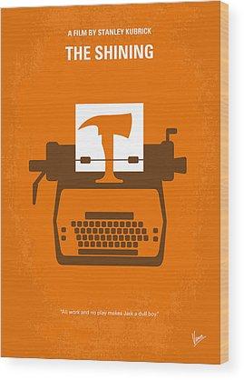 Typewriters Wood Prints