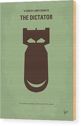 Bomb Wood Prints